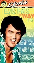 Elvis - That`s the Way It Is [VHS]