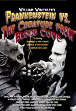 William Winckler's Frankenstein vs. The Creature from Blood Cove