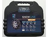 Snow Line SL7-140 - CATENE DA NEVE AUTO 7 MM GR. 140 MISURA 285/30 R20 - CERT. ÖNORM V5117