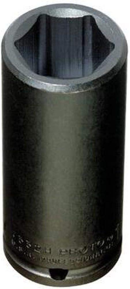 "5//8/"" Standard Impact Socket 3//8/"" Drive 6 Point Proto Tools J7220H"