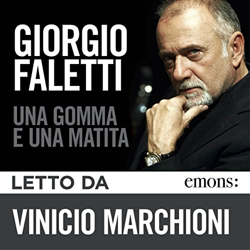 Una gomma e una matita audiobook cover art