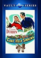 Can't Help Singing [DVD] [Import]
