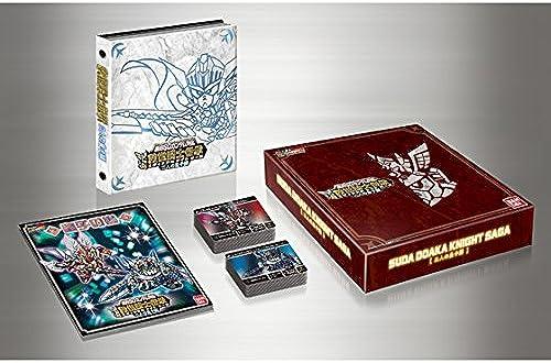 (Suda Doaka Night Saga) [prince hen two people] Carddas Complete Box SP SD Gundam Gaiden New Testament salvation knight lore (japan import)