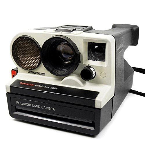 Polaroid 3500SUPERCOLOR Autofokus Sofortbildkamera