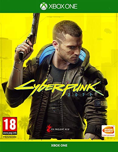 Cyberpunk 2077 Edition D1 Xbox One