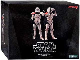 Kotobukiya Star Wars Sandtrooper ArtFX Statue 2-Pack