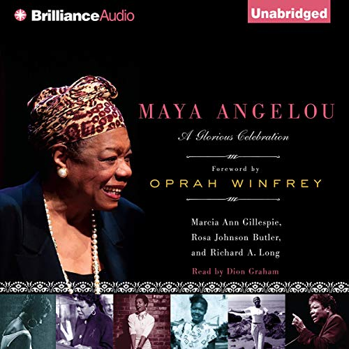 Maya Angelou cover art