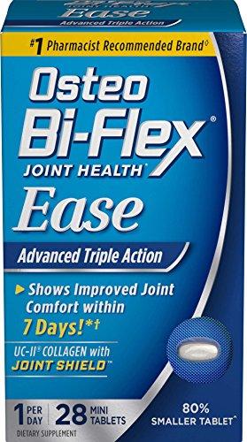 Osteo Bi-Flex® Ease Advanced Triple Action, 28 Mini Tablets