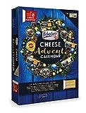 Calendario de Adviento de Quesos. 24 porciones de queso de 8 variedades distintas.