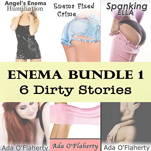 Enema Bundle 1 audiobook cover art