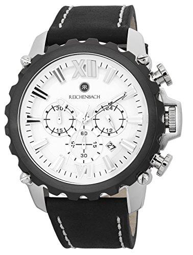 Reichenbach Reloj de caballero de cuarzo (con cronómetro) Grimm, RBT01-682