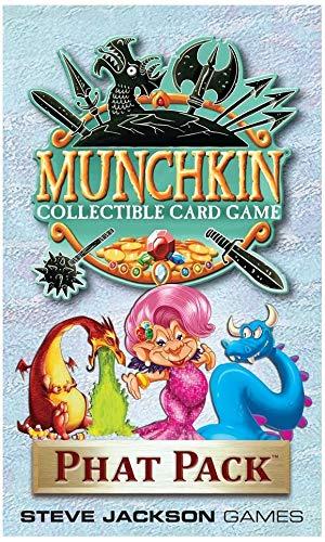Steve Jackson Games SJG04511 Munchkin CCG Phat Pack, Multicolor: Amazon.es: Juguetes y juegos