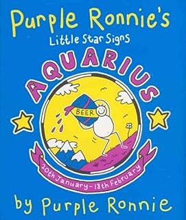 Purple Ronnie's Star Signs:Aquarius