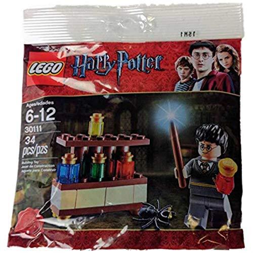 LEGO 30111 Harry Potter - Figura de Harry Potter con Laboratorio de pociones