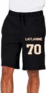 JiJingHeWang Goon Laflamme 70 Jersey Mens Casual Shorts Pants