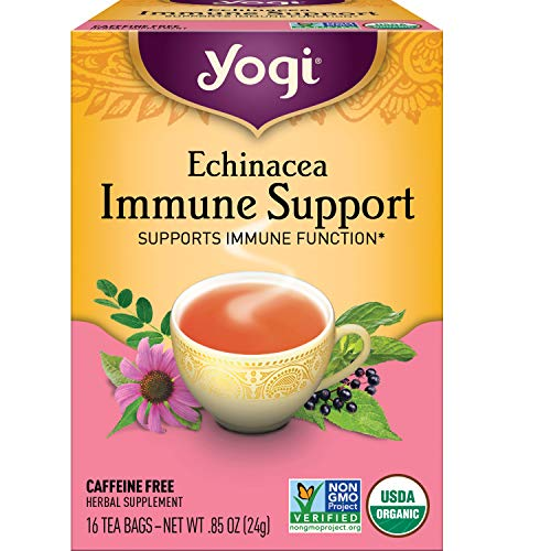 Yogi Tea - Echinacea Immune Support
