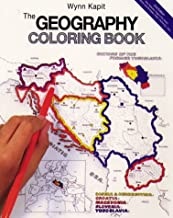 Geography Coloring Book Pb