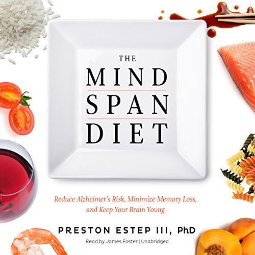 The Mindspan Diet audiobook cover art