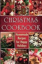 Christmas Cookbook: Homemade Recipes for Happy Holidays