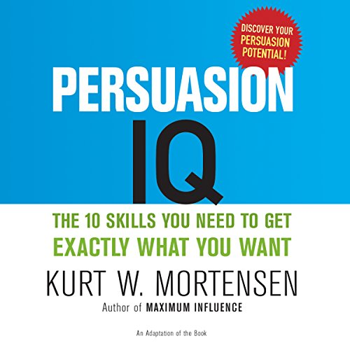 Persuasion IQ cover art