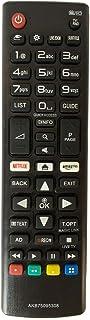 comprar comparacion FYCJI Nuevo Reemplazo Mando LG AKB75095308 para Mando LG Smart TV Ajuste para Mando a Distancia LG con Netflix Amazon Botones