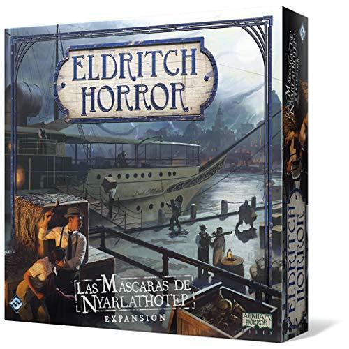 Eldritch Horror - Las Más