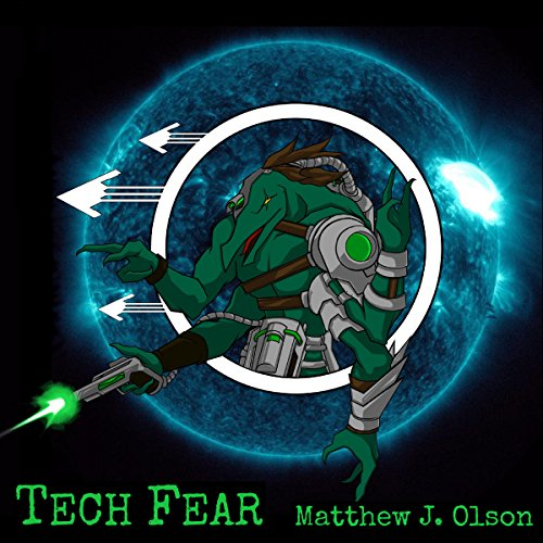 Tech Fear audiobook cover art