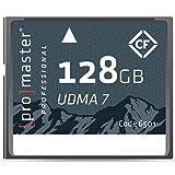 Promaster Compact Flash 128GB RUGGED Memory Card UDMA7 (6501)