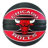 Spalding Bola Basquete TIME NBA Borracha - Chicago Bulls