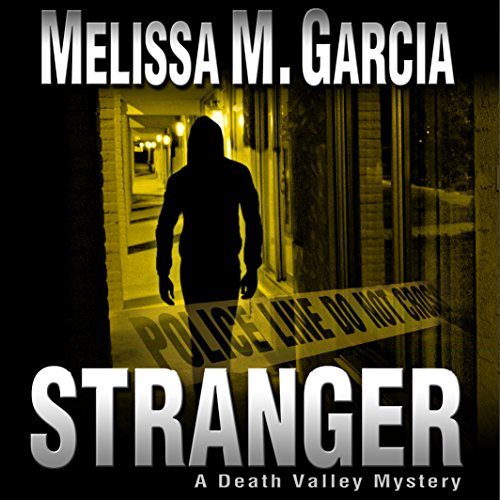 Stranger audiobook cover art