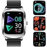 Smartwatch, 1.65Inch Reloj Inteligente de Ieverda
