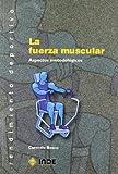 La fuerza muscular: Aspectos metodológicos: 307 (Rendimiento deportivo)