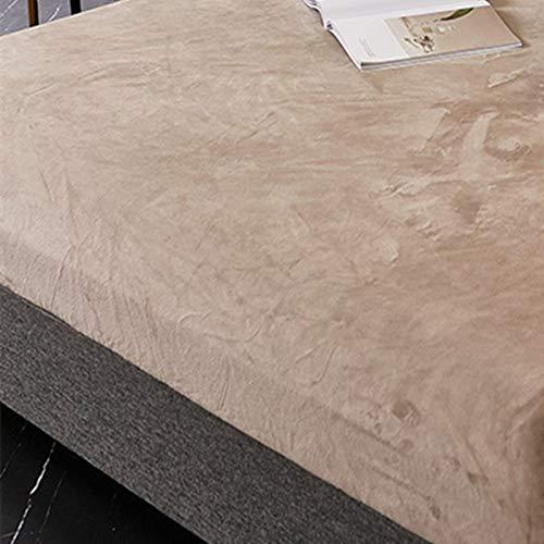 BOLO Sábanas fáciles de limpiar, sábanas planas, 120 x 200 cm