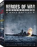 Heroes of War Collection - Navy Battles (The Enemy Below, The Frogmen, Morituri, Sink the Bismarck!)