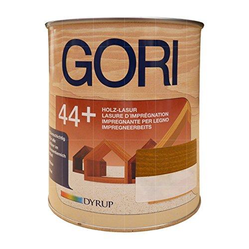 0,75L Gori 44+ 7804 Burma Teak Rapid-Lasur Flex Außenlasur Holzlasur