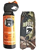 Best Bear Spray - Udap Bear Spray with Camo Hip Holster Review