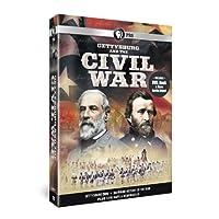 Gettysburg & The Civil War [DVD] [Import]