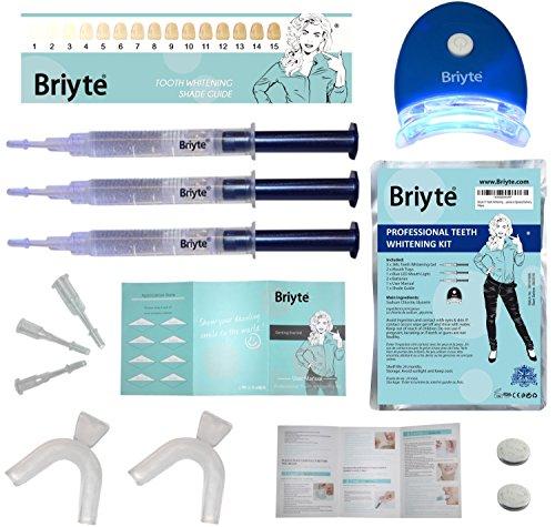 Briyte Professional Teeth Whitening Kit Review