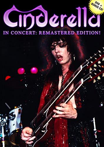 Cinderella - In Concert: Remastered Edition