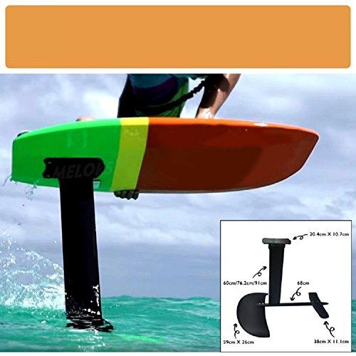 VIO Hydrofoil Upgrade Surfboard Aluminiumlegierung Kohlefaser Set,Farbe,Einheitsgröße