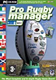 Pro rugby Manager 2004 - PC - UK