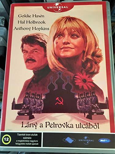 The Girl from Petrovka - Lany a Petrovka utcabol / English and Hungarian Sound Options - Region 2 PAL DVD