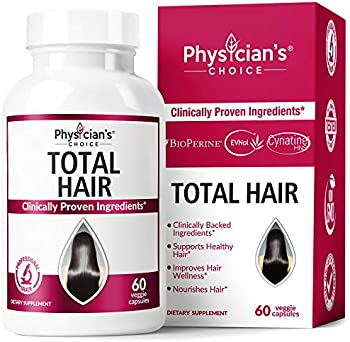 Physician's Choice Clinically Proven Ingredients Hair Growth Vitamins