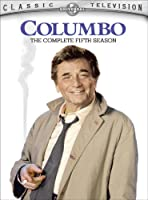 Columbo: Complete Fifth Season [DVD] [Import]