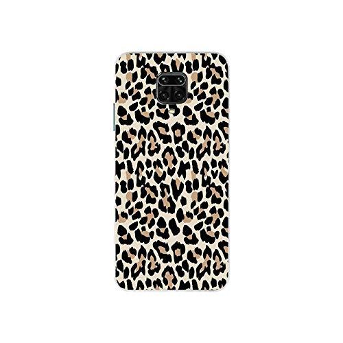 who-care 44 Leopardo Impresión Punto Regalo Suave Silicona Tpu Cubierta del Teléfono Para Xiaomi Para Redmi 9 9A Note 9 9 Pro Mi 9 Se Lite Caso 27-Para Redmi Note 9