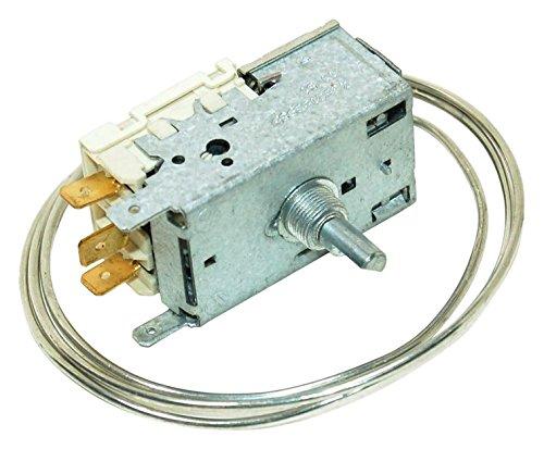 Beko Original Beko Flavel Freizeit Kühlschrank Gefrierschrank Thermostat Ranco K59 L2085 Teilenummer des Herstellers: 9002753985