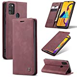 XINYUNEW Holsters Case for Samsung Galaxy M30S/M21,Vintage