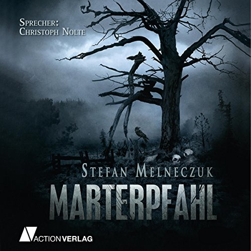 Marterpfahl audiobook cover art