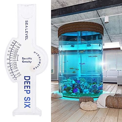 Testeur de sel portable spécial d'aquaculture, compteur de salinité de haute précision, appareil de test de mesure pour aquarium