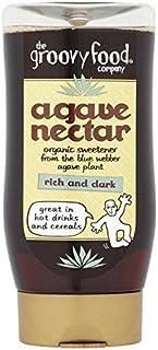 The Groovy Food Organic Agave Nectar Rich & Dark - 250ml (8.45fl oz)